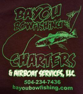Bayou Bowfishing